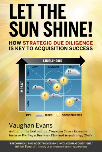 Let the sun shine!: How strategic due diligence is key to acquistion success By Vaughan Evans