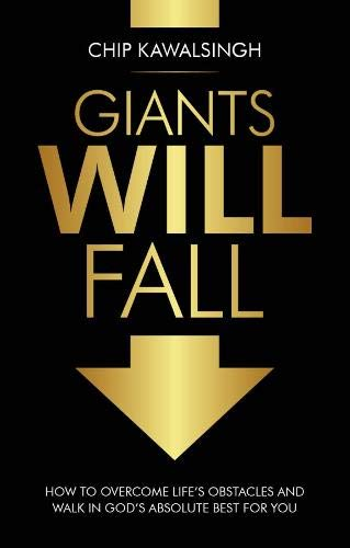 Giants Will Fall By Chip Kawalsingh