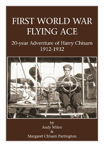 First World War Flying Ace By Andy Milne