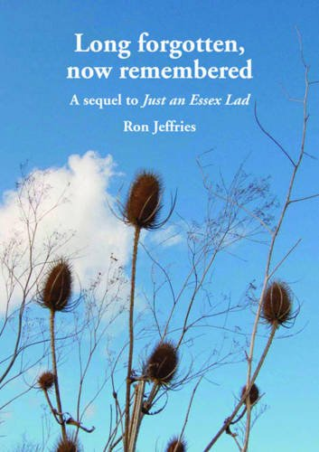 Long Forgotten, Now Remembered By Ron Jeffries