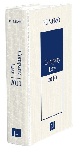 Company Law Memo 2010 (book and online)