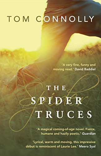 Spider Truces, The by Tom Connolly