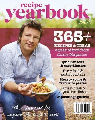 Jamie Magazine Recipe Yearbook 2010/11