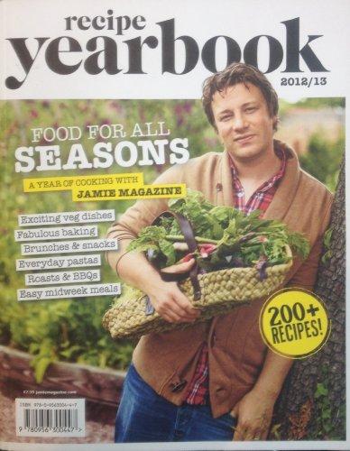 Jamie Magazine Recipe Yearbook