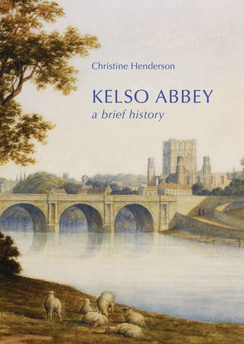 Kelso Abbey By Christine Henderson