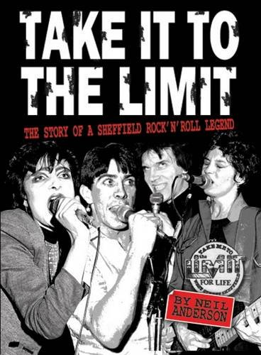 """Take it to """"The Limit"""" by Neil Anderson"""