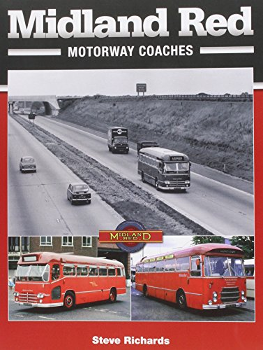 Midland Red Motorway Coaches By Steve Richards