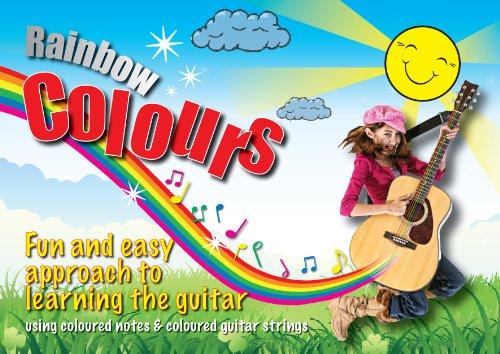 Rainbow Colours By Chris Poole