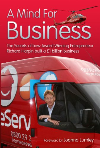 A Mind For Business By Richard Harpin
