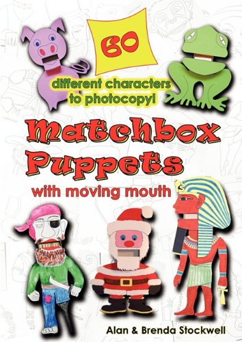Matchbox Puppets By Alan Stockwell