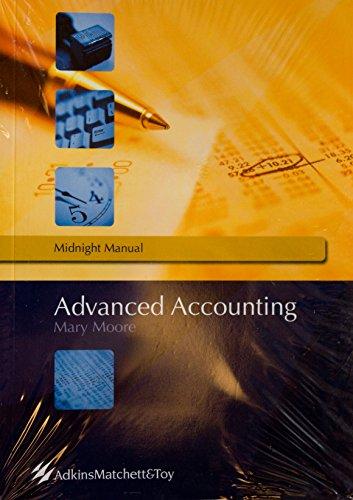 Midnight Manuals: 5-book set By Edward Ascoli