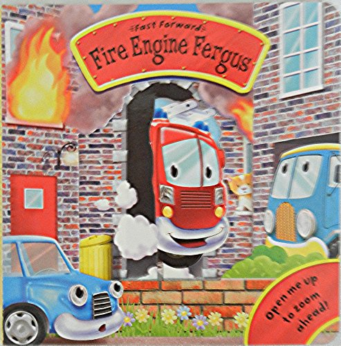 Fire Engine Fergus by Jeremy Child