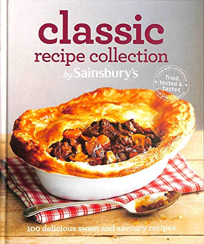 Classic Recipe Collection by Sainsbury's