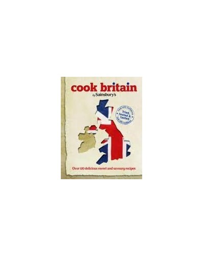 Cook Britain by Sainsbury's