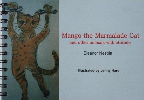 Mango the Marmalade Cat By Eleanor Nesbitt