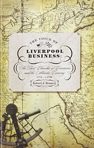The Voice of Liverpool Business By Robert J. Bennett