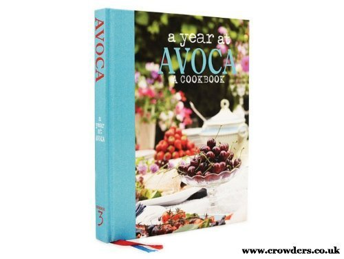 A Year at Avoca By Simon Pratt