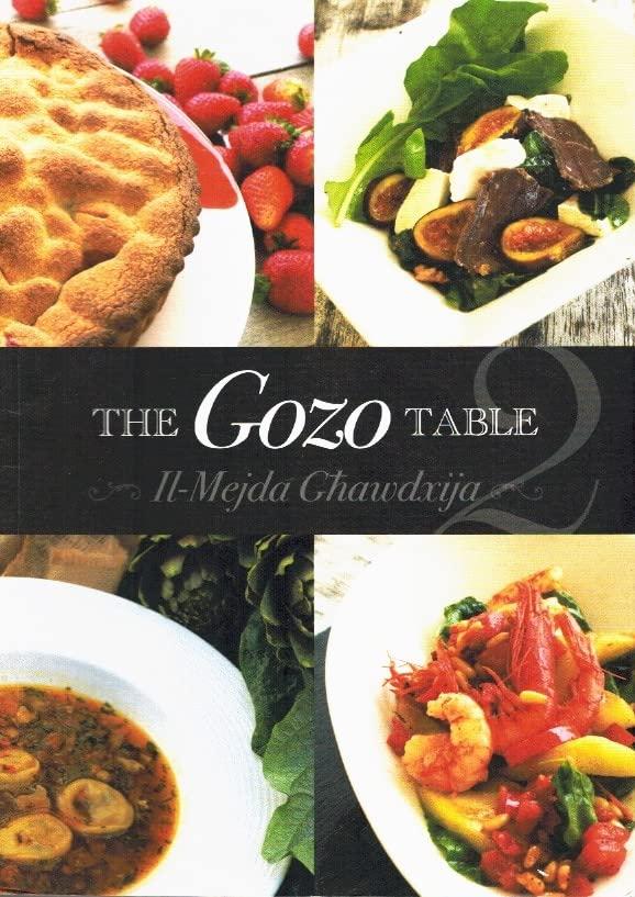 The Gozo Table 2 - Il-Mejda Ghawdxija 2 By George Borg
