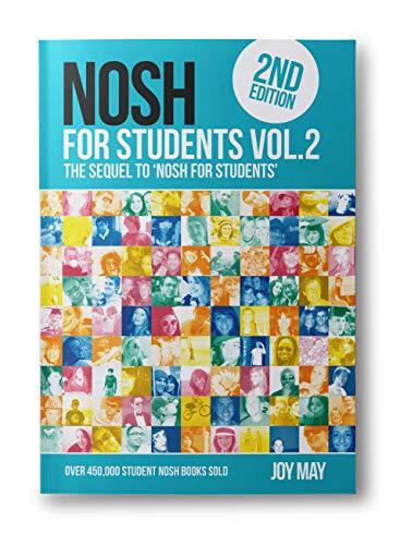 NOSH NOSH for Students Volume 2 By Joy May