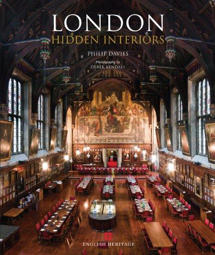 London Hidden Interiors By Philip Davies
