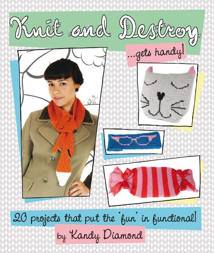 Knit And Destroy Gets Handy By Kandy Diamond