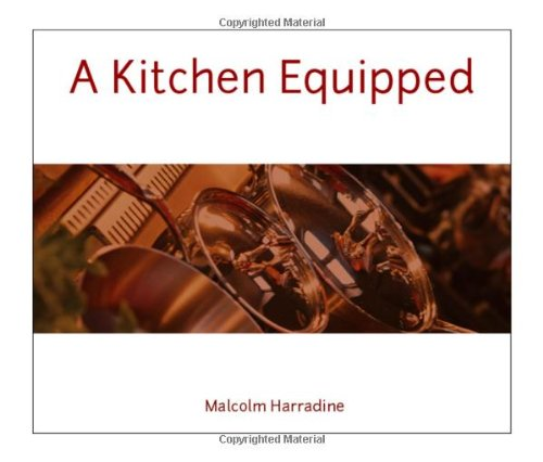 A Kitchen Equipped By Malcolm Harradine