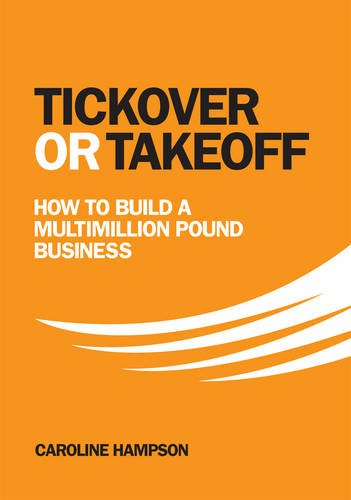 Tickover or Takeoff By Caroline Hampson