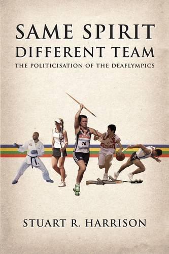 Same Spirit - Different Team By R. Stuart Harrison