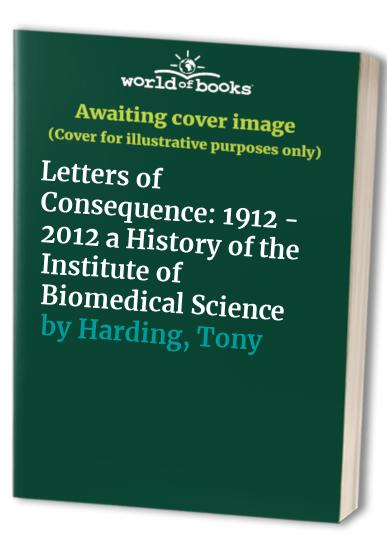 Letters of Consequence By David Petts