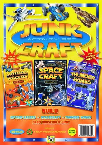 Junkcraft Activity Set By Stephen Munzer