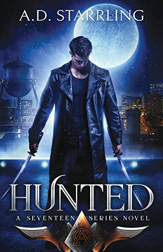 Hunted By A. D. Starrling