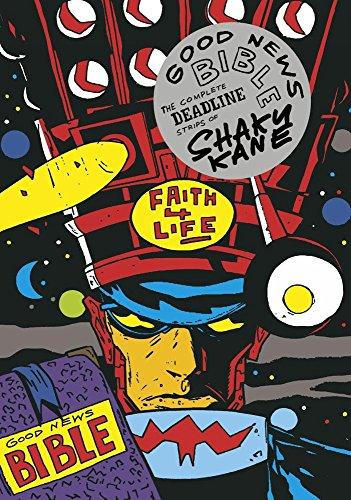 Good News Bible By Shaky Kane