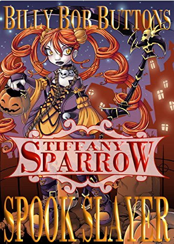 Tiffany Sparrow Spook Slayer By Billy Bob Buttons