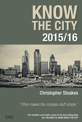Know the City: 2015/16 by Christopher Stoakes
