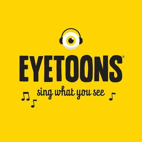 Eyetoons: Sing What You See Illustrated by Ian Traynor
