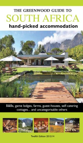 Greenwood Guide to South Africa By Greenwood Guides