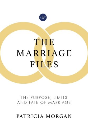 The Marriage Files By Patricia Morgan
