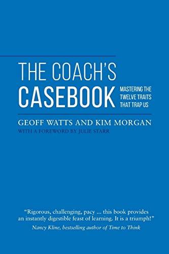 Coach's Casebook By Kim Morgan