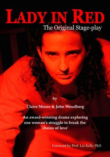 Lady in Red By John Woudberg