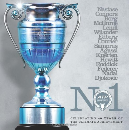 No. 1 By The Association of Tennis Professionals (ATP)