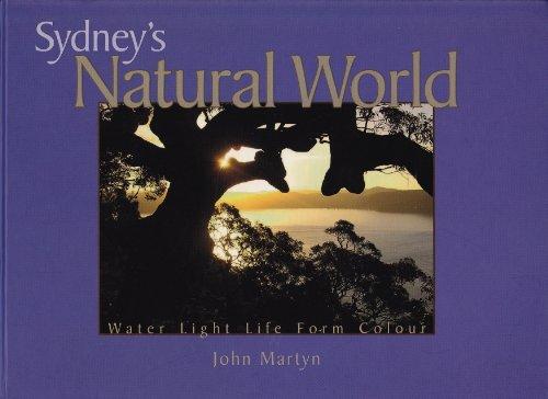 Sydney's Natural World By John Martyn