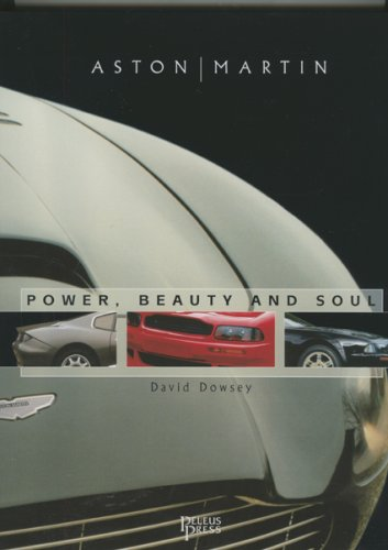 Aston Martin By David Dowsey