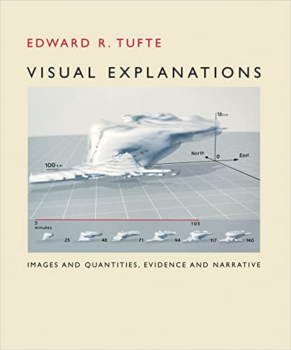 Visual Explanations: Images and Quantities, Evidence and Narrative By Edward R. Tufte