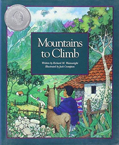 Mountains to Climb By Richard M Wainwright
