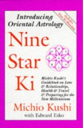 Nine Star Ki By Michio Kushi