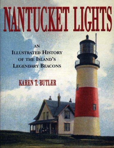 Nantucket Lights By Karen T Butler