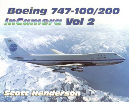 Boeing 747-100/200 Incamera By Scott Henderson (Australian National University, Canberra)