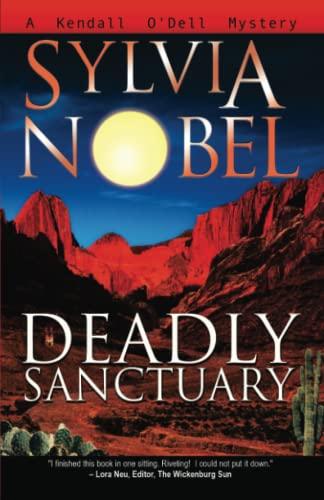 Deadly Sanctuary By Sylvia Nobel