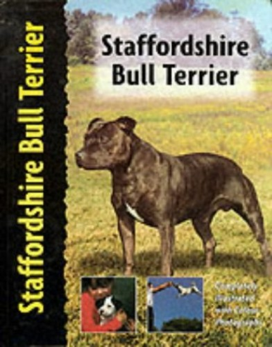 Staffordshire Bull Terrier - Breed Book (Pet Love) By Jane Hogg Frome