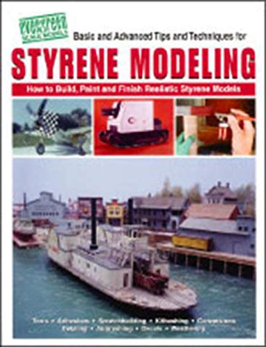 evergreen 14 manual: styrene modelling how to book model building, multi-coloured. By Bob Hayden